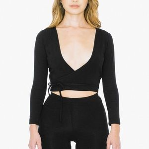 American Apparel Julliard Top